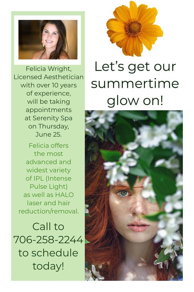 Book your laser services today!
